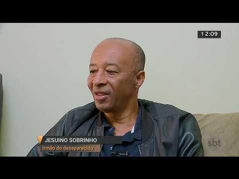 Homem está desaparecido há quase duas semanas | SBT Brasília 13/08/2018