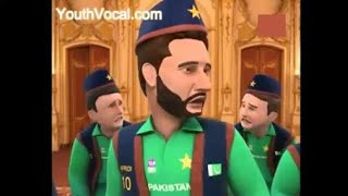 Pakistan Worldcup 2019 song / Wcc19 / worldcup 2019 / Latest 2018/ Pakistani cricket song