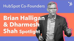 INBOUND 2018: HubSpot Co-Founders Brian Halligan & Dharmesh Shah Keynote