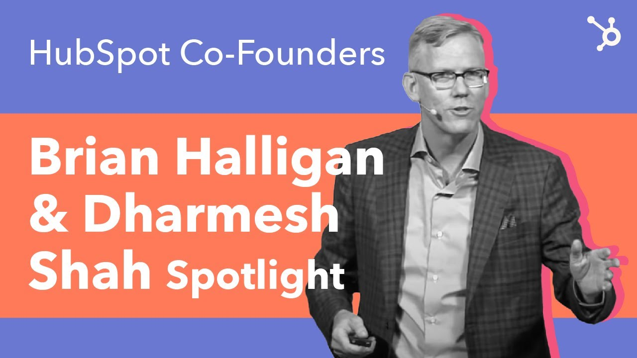 INBOUND 2018: HubSpot Co-Founders Brian Halligan & Dharmesh ...