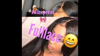 ALEXPRESS | Elva full lace wig review
