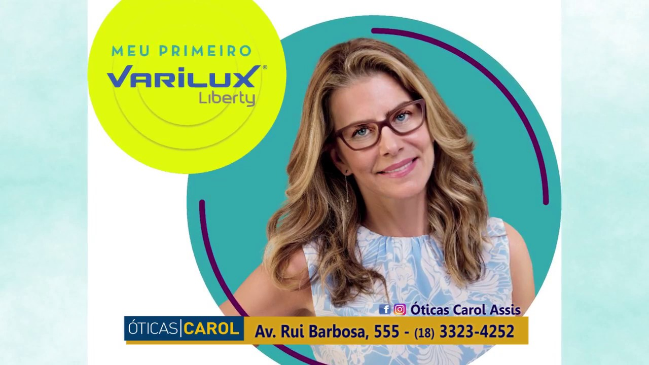 0185952a6c2 Óticas Carol - TVCOM e TV Mais - Assis SP - YouTube