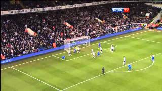 Tottenham Hotspur 3-1 Stevenage - Official goals and highlights | FA Cup Fifth Round Proper 7/2/12