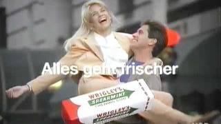 Wrigley's Spearmint (TV-Werbung 1992)