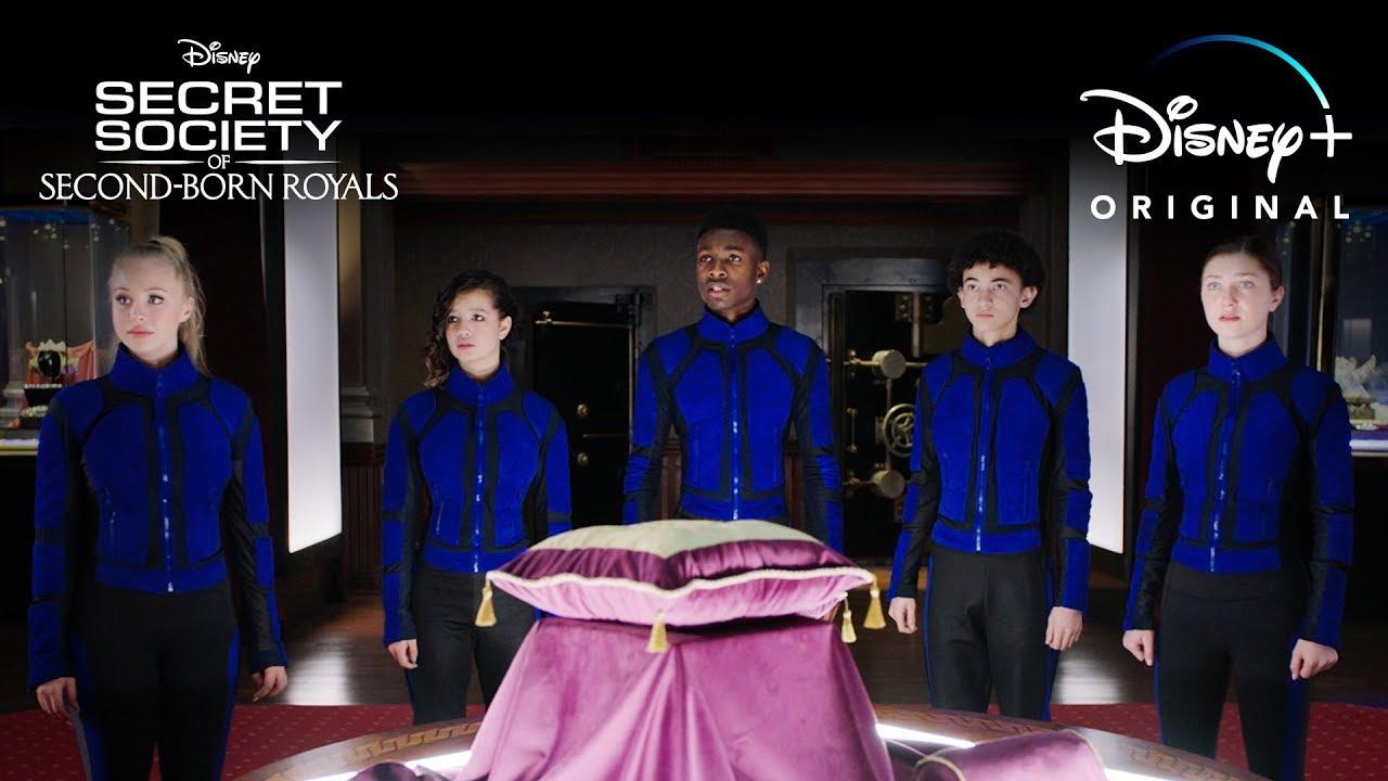 Download Secret Society of Second-Born Royals - Officiële Trailer - Disney+ NL