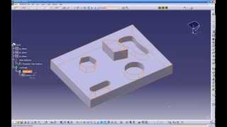 CATIA V5 TRAINING VIDEO 2