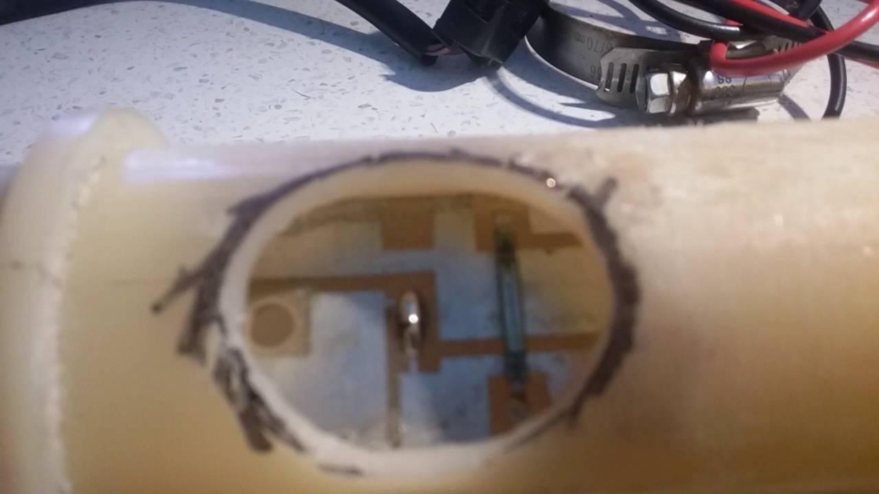 1998 Seadoo Fuel Sender Repair Youtube Sea Doo Filter