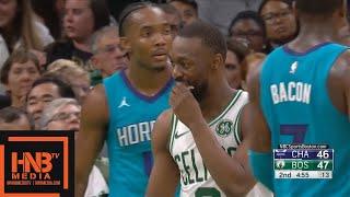 Boston Celtics vs Charlotte Hornets - 1st Half Highlights | October 6, 2019 NBA Preseason