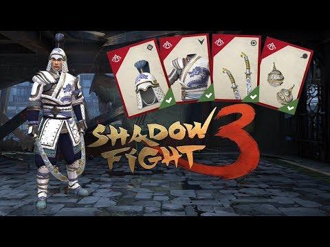SHADOW FIGHT 3, СЕТ ЛЕДЯНОГО ДРАКОНА! #19