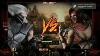 Шестой онлайн турнир по MК 9 на Playstation 3(со стрима) 03.04.12