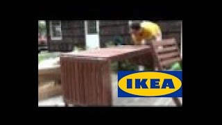 Ikea ÄpplarÖ Outdoor Furniture  402.085.31 Drop-leaf Table