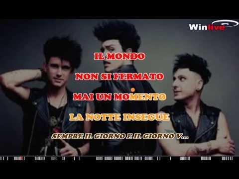The Kolors - Il mondo - karaoke