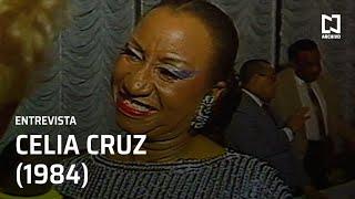 Entrevista a Celia Cruz (1984)