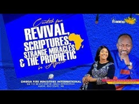 INT'L AMAZING GRACE 2020 WITH APOSTLE JOHNSON SULEMAN DAY 2 EVENING SESSION (3rd Dec. 2020)
