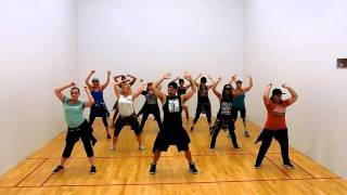 "Dance Craze: Backstreet Boys ""Everybody"" choreography by Cesar"