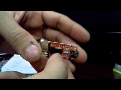 самодельный K-line адаптер для диагностики и чип-тюнинга автомобиля комплектующие 1 часть