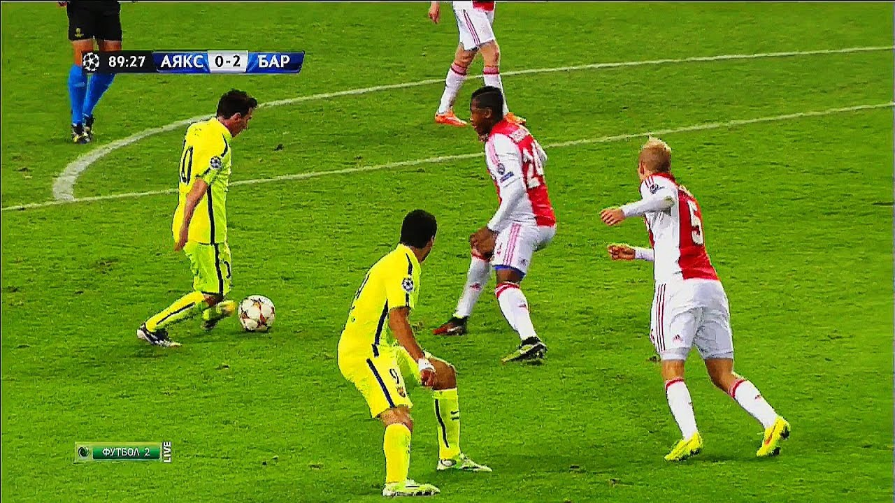 Download Lionel Messi ● 22 Oddly Satisfying Nutmegs Only HE Can Do in Football ¡!   HD  