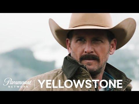Josh Lucas on John Dutton's Hard Past:  BTS  Yellowstone  Paramount Network