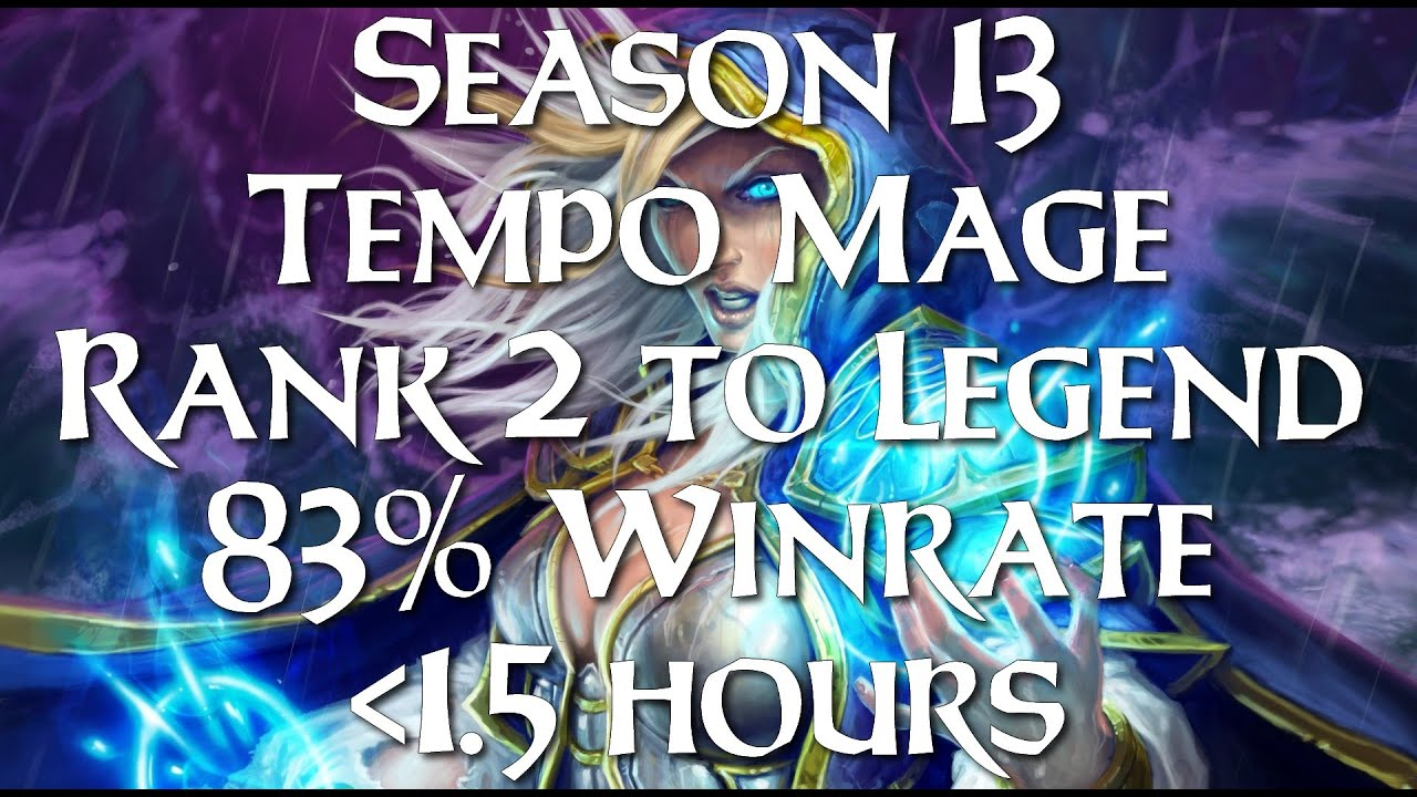 hearthstone how to see winrate