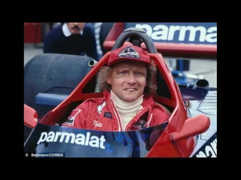 Exclusive Moment Niki Lauda |  Austrian former Formula One driver