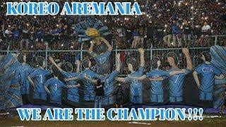 AREMA FC JUARA PIALA PRESIDEN 2019 | WE ARE THE CHAMPION ..