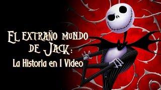 El Extraño Mundo de Jack: La Historia en 1 Video