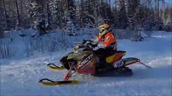 Kari Nykänen MK-Sprint training Hometrack 3.2.2018