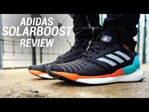 Adidas Solar Boost Laufschuh ➤ Test 2019