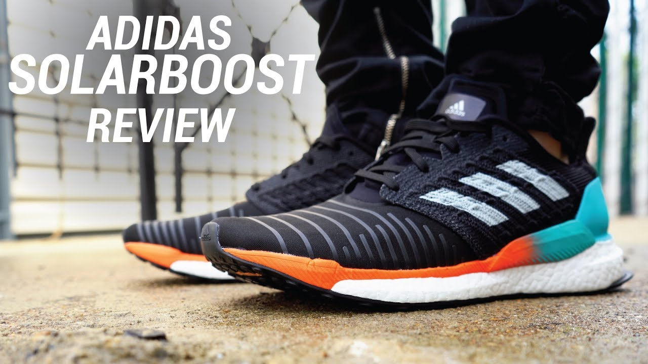 c2f4ddd9ad7af ADIDAS SOLARBOOST REVIEW - YouTube