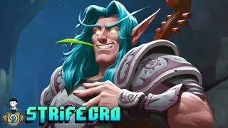 Hearthstone: Tempo Rogue climb to legend