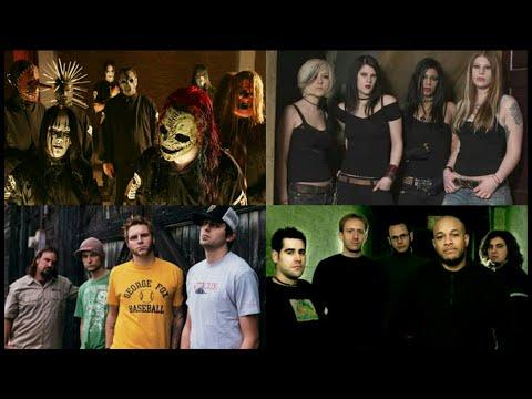 Top 10 Metal & Hard Rock Albums of 2004