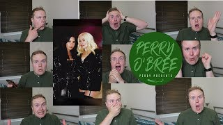 Christina Aguilera - Fall In Line ft. Demi Lovato | Reaction