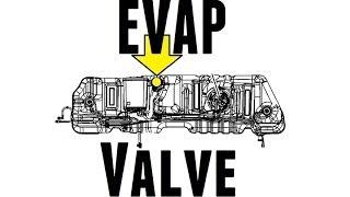 Chevy Uplander Evap Vent Valve Location Chevy P0440 Evap