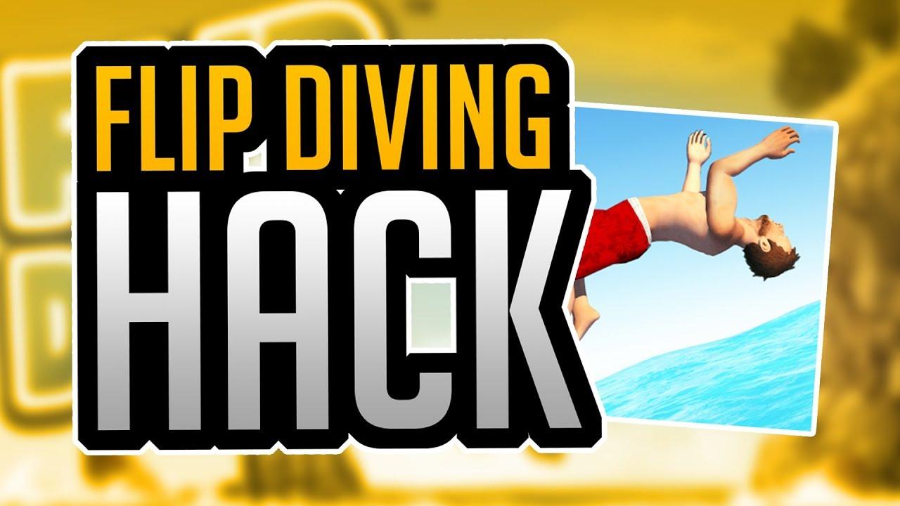 download flip diving mod apk free coins