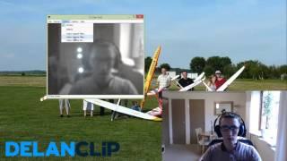 DelanClip Відстеження Голови Керівництво / Керівництво - Крок 2 - Налаштування Камери