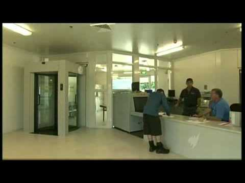 Christmas Island Detention Centre Re-opens - YouTube