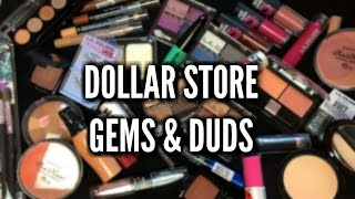 Hidden Gems (and Duds) of the DOLLAR STORE