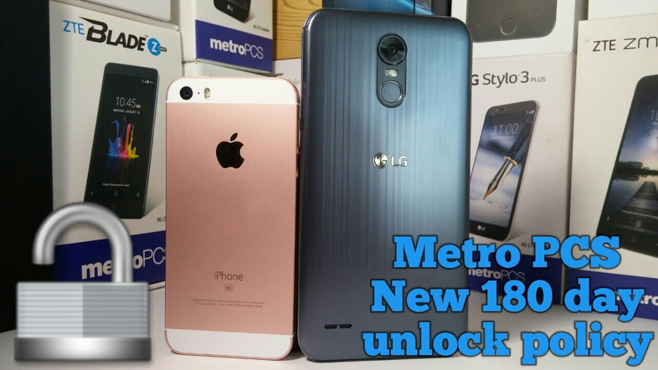 Metro PCS New Unlock Policy for 2018/2019