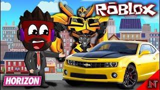 ROBLOX indonesia #78 Horizon | Beli Mobil bumblebee transformers