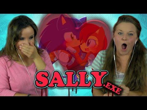 LUV U 2 DEATH | Girls Play  | SALLY.EXE