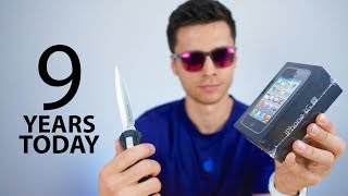 iPhone 3Gs Unboxing! 9 Years Old Today!