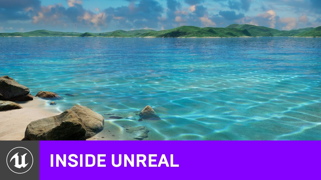 4.26 Water And Volumetrics Preview   Inside Unreal