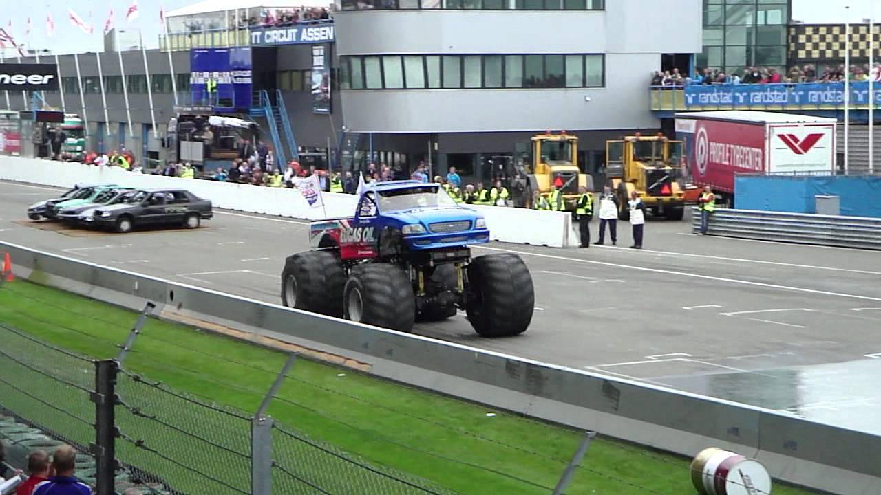 Monster truck @ truckstar assen