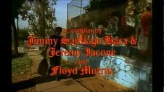 Blood In Blood Out movie INTRO Vato Loco Miklo returns to EAST LA