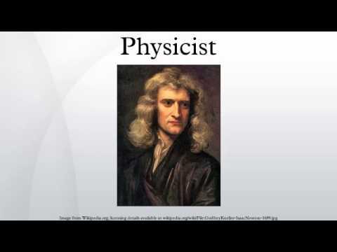 Physicist