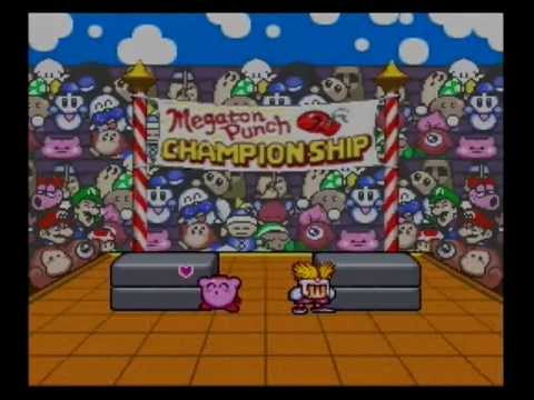 Kirby super star megaton punch youtube kirby super star megaton punch publicscrutiny Gallery