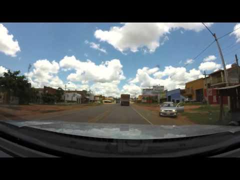 Time-lapse Asunción a Ciudad del este-Paraguay