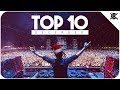 Best of EDM Charts Mix   EXTSY's TOP 10   DECEMBER 2017 🎅