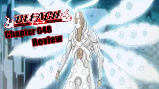 Bleach Chapter 648 Manga Review: Dark Abyss