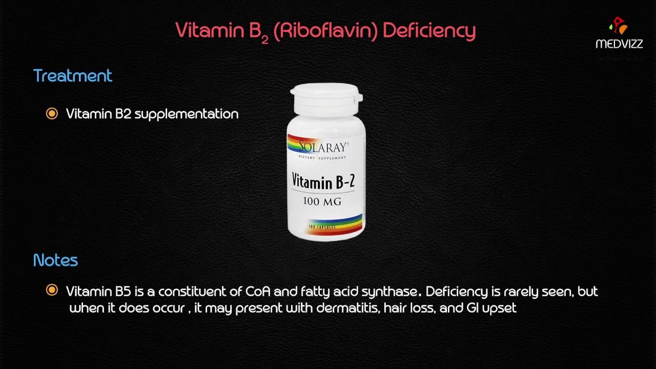 Vitamin B2 (Riboflavin) Deficiency - Usmle Biochemistry ...